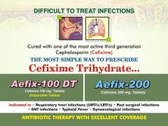 Anti-Infection Tablets