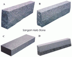 Kerb Stones for Road Dividers