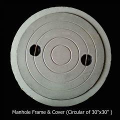 Precast RCC Manhole Covers