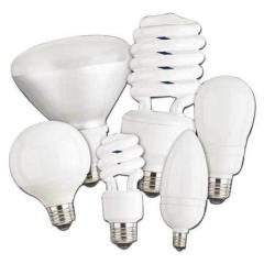 Less Power Consumption CFL Lights
