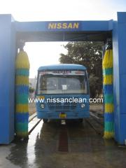 2 Brush Bus Wash System