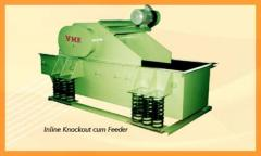Inline Knockout Machine