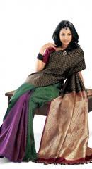 Sampige Kanchi Saree