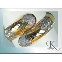 18kt Gold Bracelets