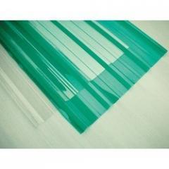 Profiled Polycarbonate Sheet