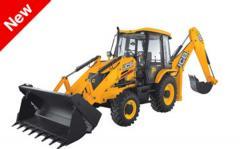 Backhoe loader 3DX Super