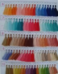 Multicolor shawls