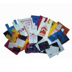 LDPE Pick Up Bags