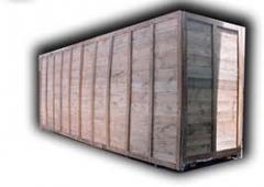 Heavy Machine Wooden Packing Box