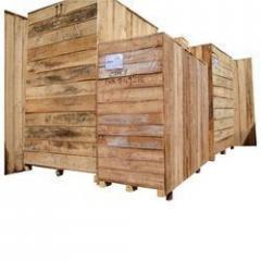 Inter-locking Wooden Cases Havey Machine
