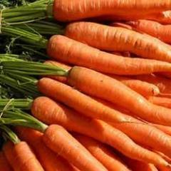 Small carrot