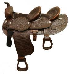 Leather Western Saddles