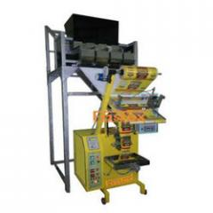 Automatic Linear Weigher Pouch Packing Machine