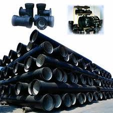 Cast Iron & Ductile Iron Pipes
