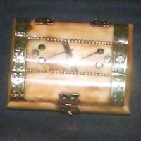 Bone jewelry boxes