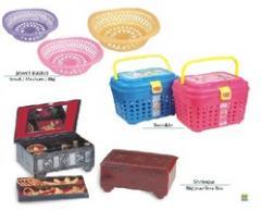 Basket Jewel Box