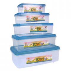Plastic Rectangular Box