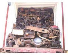 Cast Iron Solid Scrap