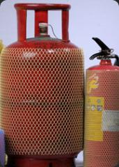 Application for Gas Cylinders