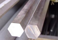 Hexagon & Rectangular Bars