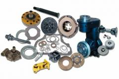 Parts for pipe rolling manufacturing
