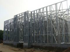Light Gauge Framing System Made In Steel