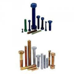 Mild Steel Nuts And Bolts
