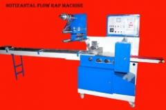 Horizontal Flow Rap Machine