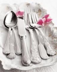 Steel tablewares