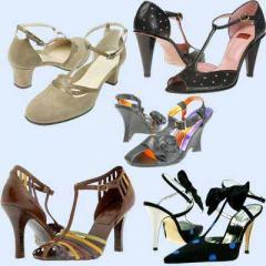 Leather Footwear for ldies