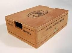 Wooden Boxes for cigars