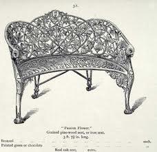 Decorative Iron Furniture