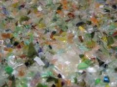 Plastic Scraps.