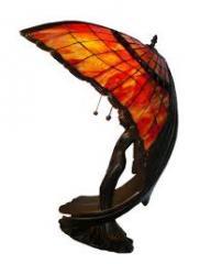 Handicraft lamps