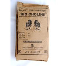 Unique herbal animal feed supplement. Bio Choline