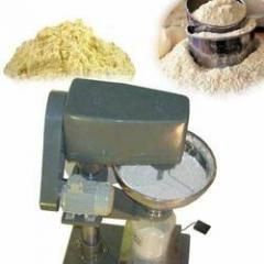 Semi automatic - auger filling machine
