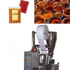 Cup filler - small FFS machine - packaging machine