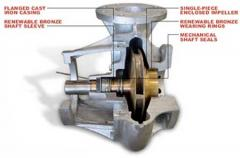 E, F&G Centrifugal Pumps