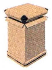 Interlocking Double Cover Box