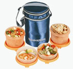Executive Lunch Box (Insulated)
