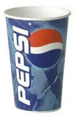 Poly Coated Paper Cold Drink Cups