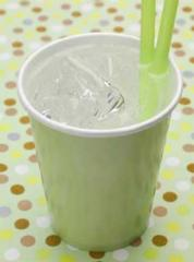 Poly Coated Paper Drinking Water Cups