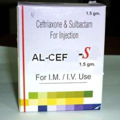 Ceftriaxone Sulbactam Injectable