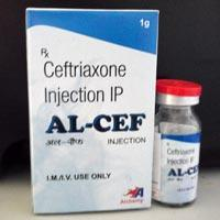 Ceftriaxone Injectables