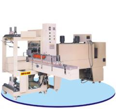Web Sealer & Shrink Tunnel Machine