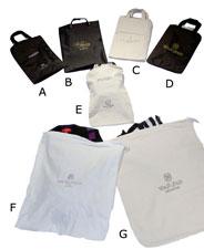 Hotel & Resort Bags