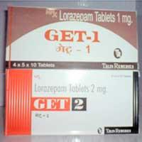 Get Tablet (Lorazepam)