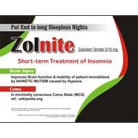Zolnite Sleeping Tablets