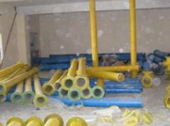 FRP Pipe and Fittings