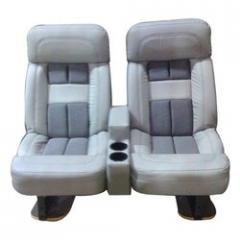 Bus Seat Trims and Assembly